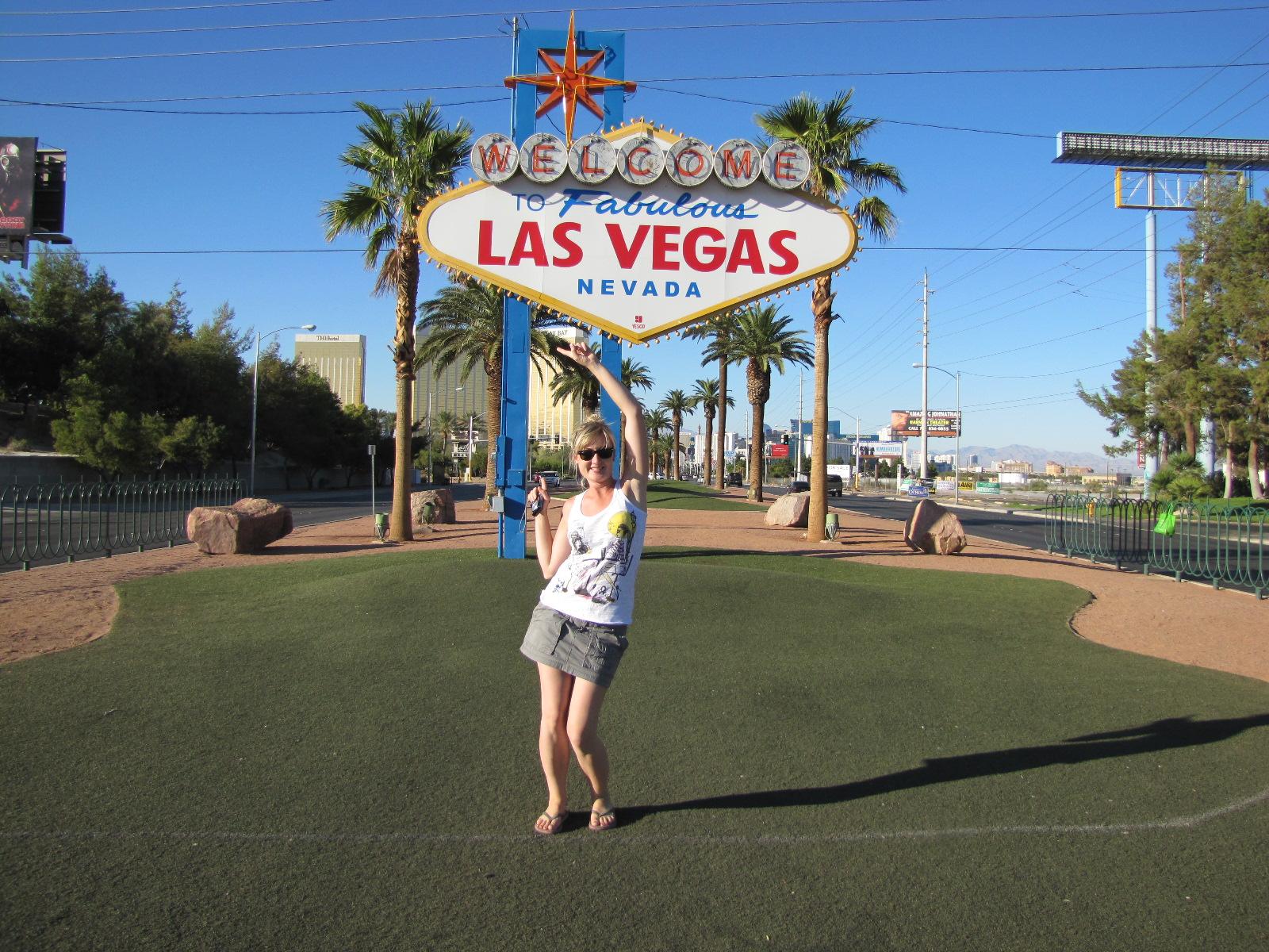 Une star à Las Vegas