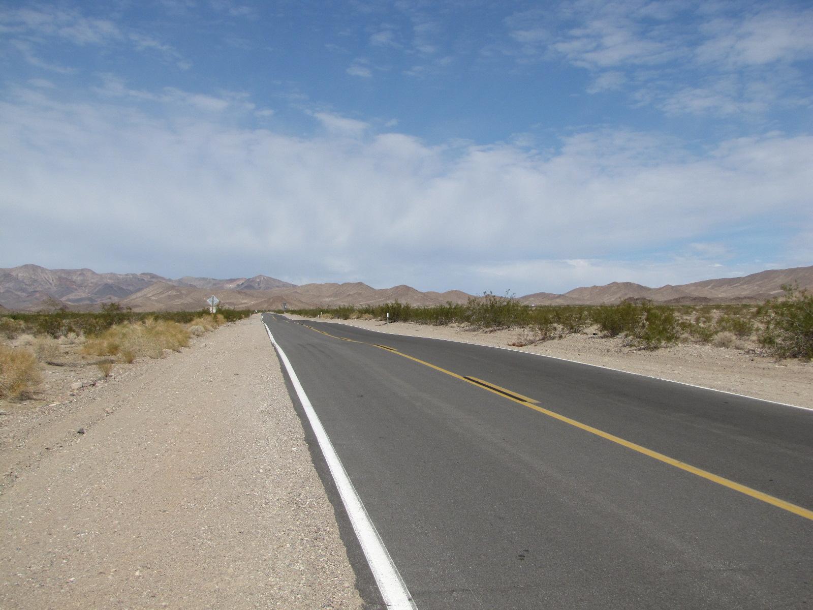 Route 66 qui fait des vagues