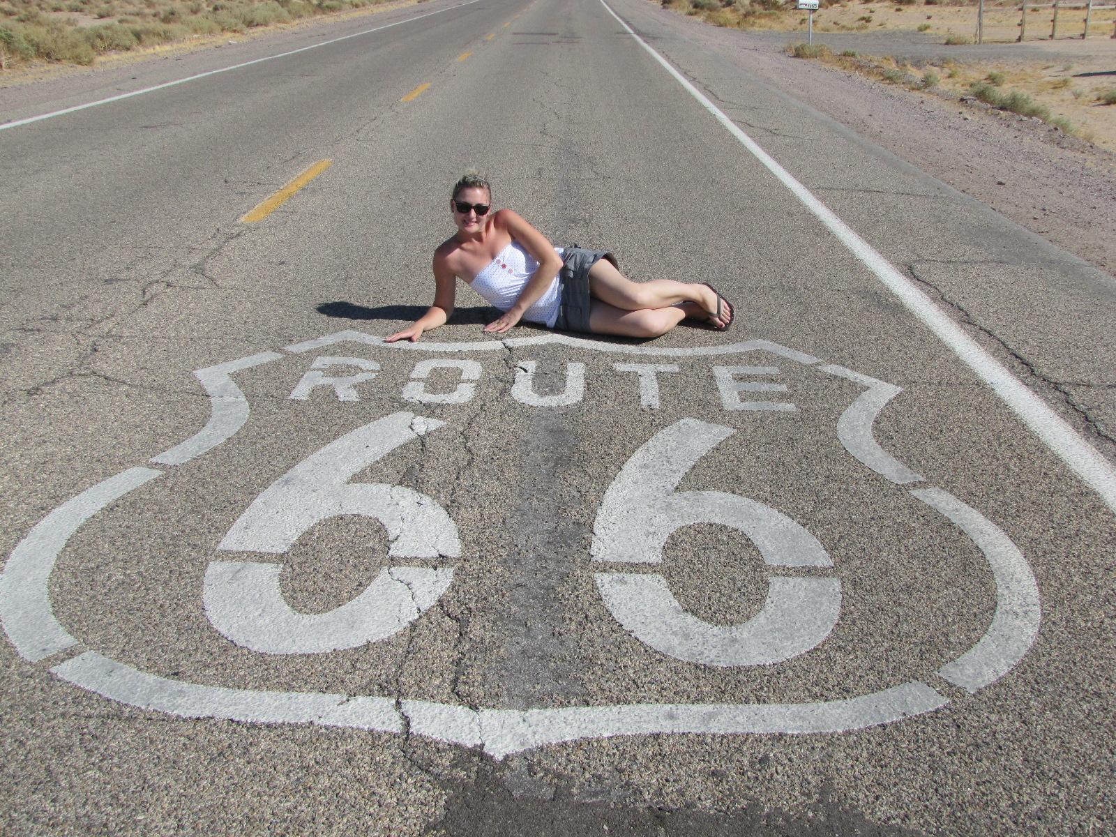 Une miss route 66