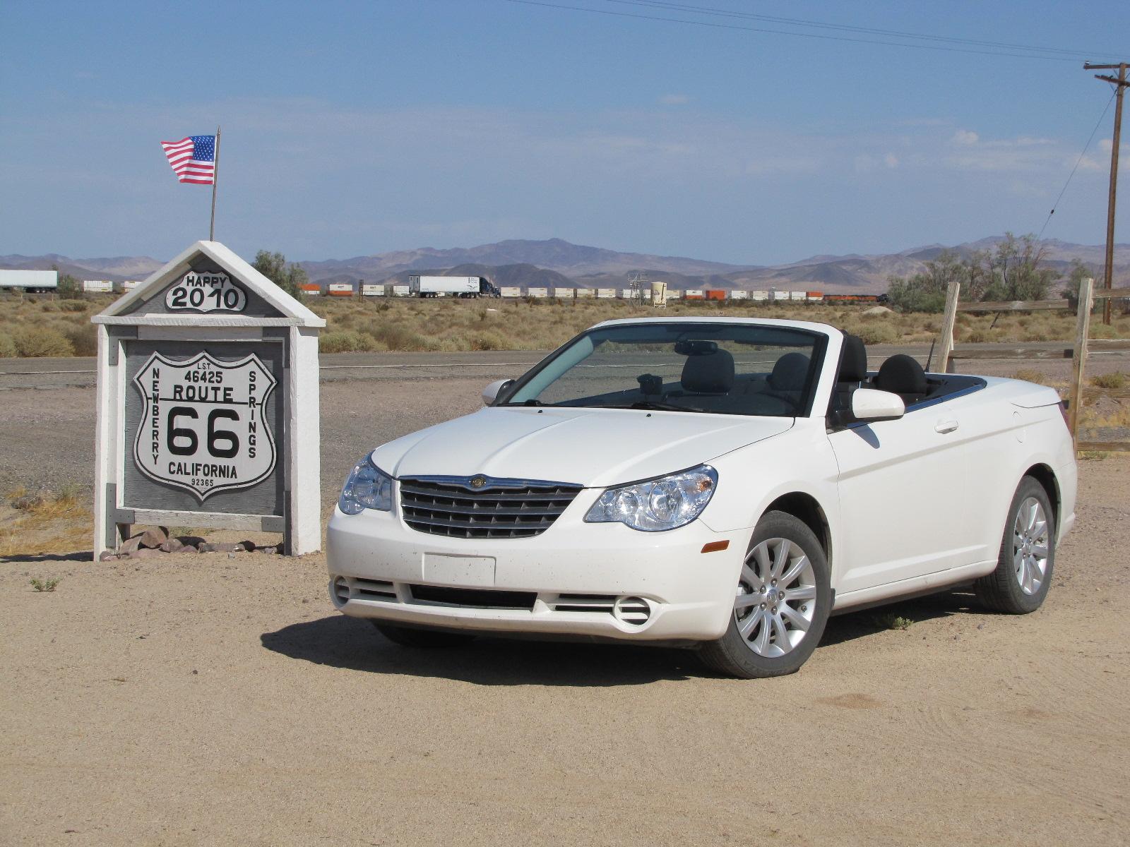 une vraie pub pour Chrysler