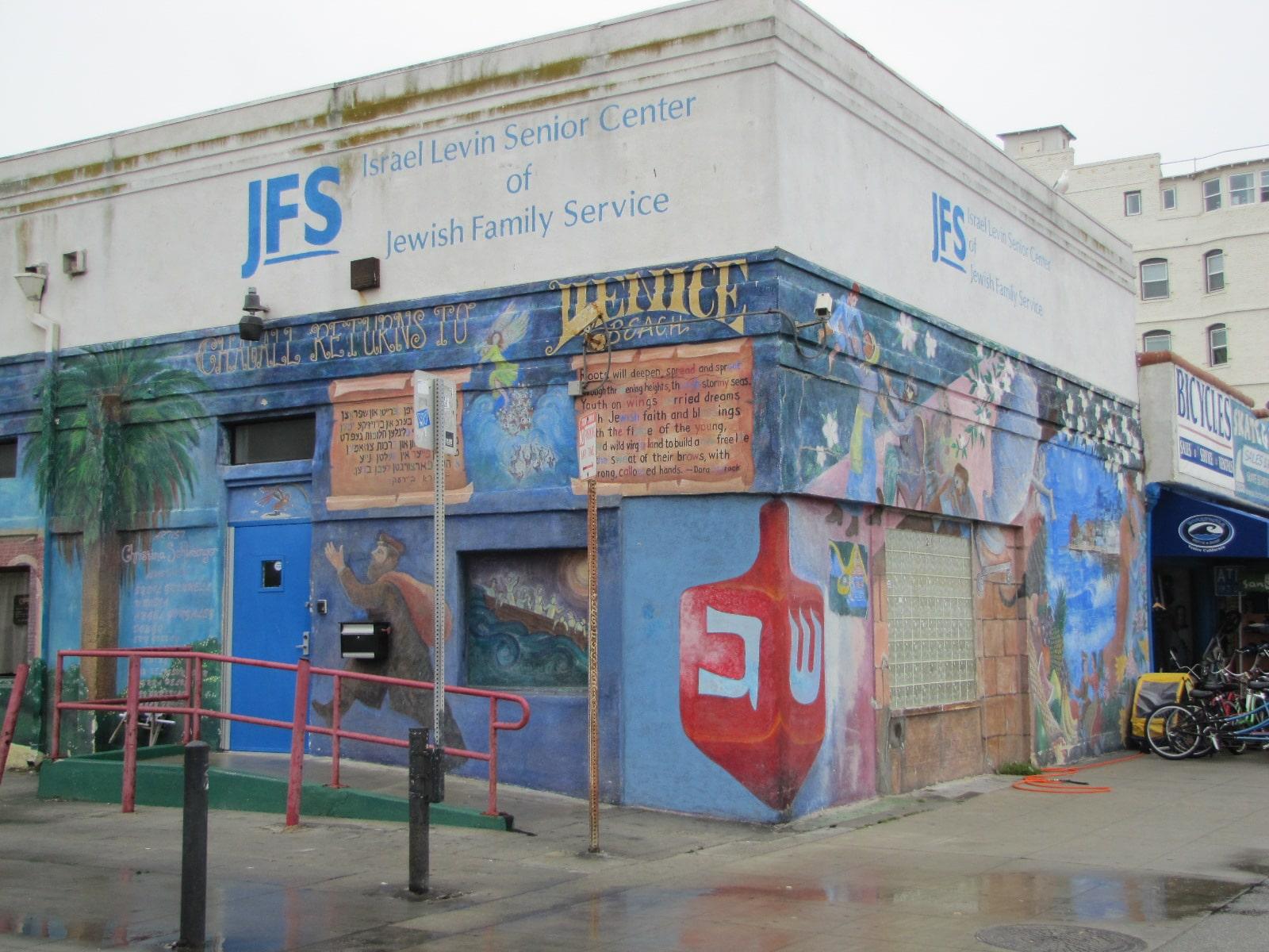 Centre familiale Israel sur Venice Beach