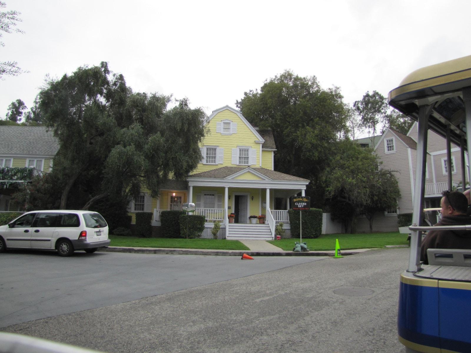 Maison sur Wisteria Lane