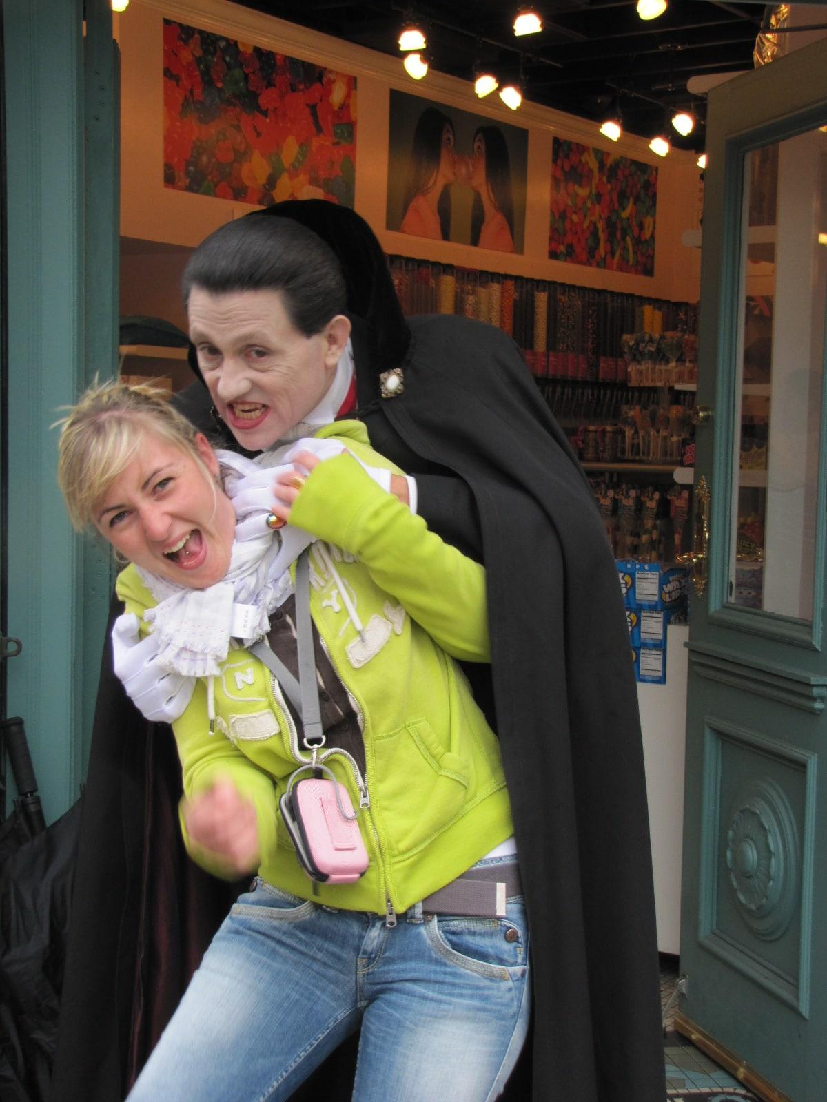 Anais et Dracula