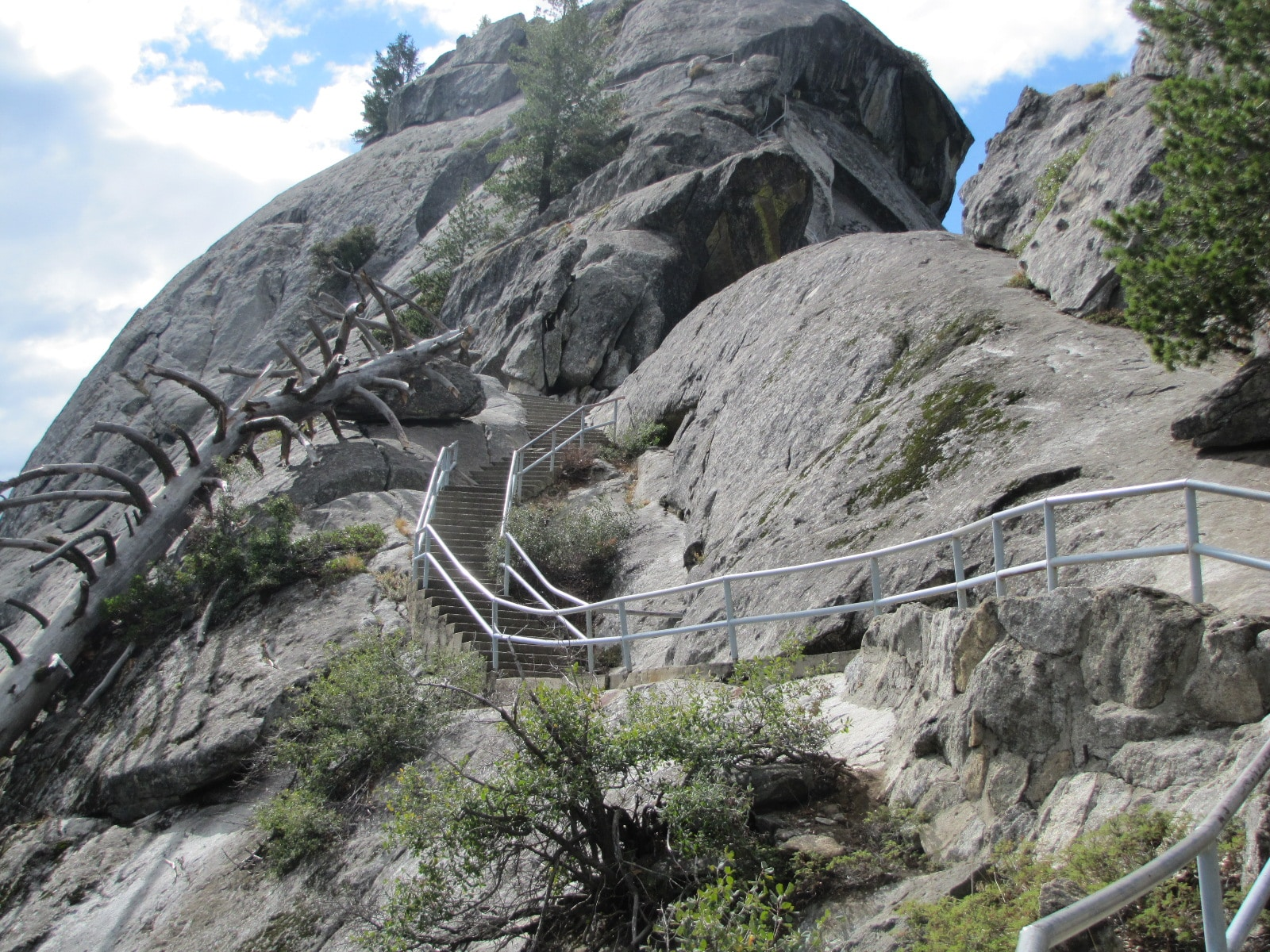 trail de Moro Rock