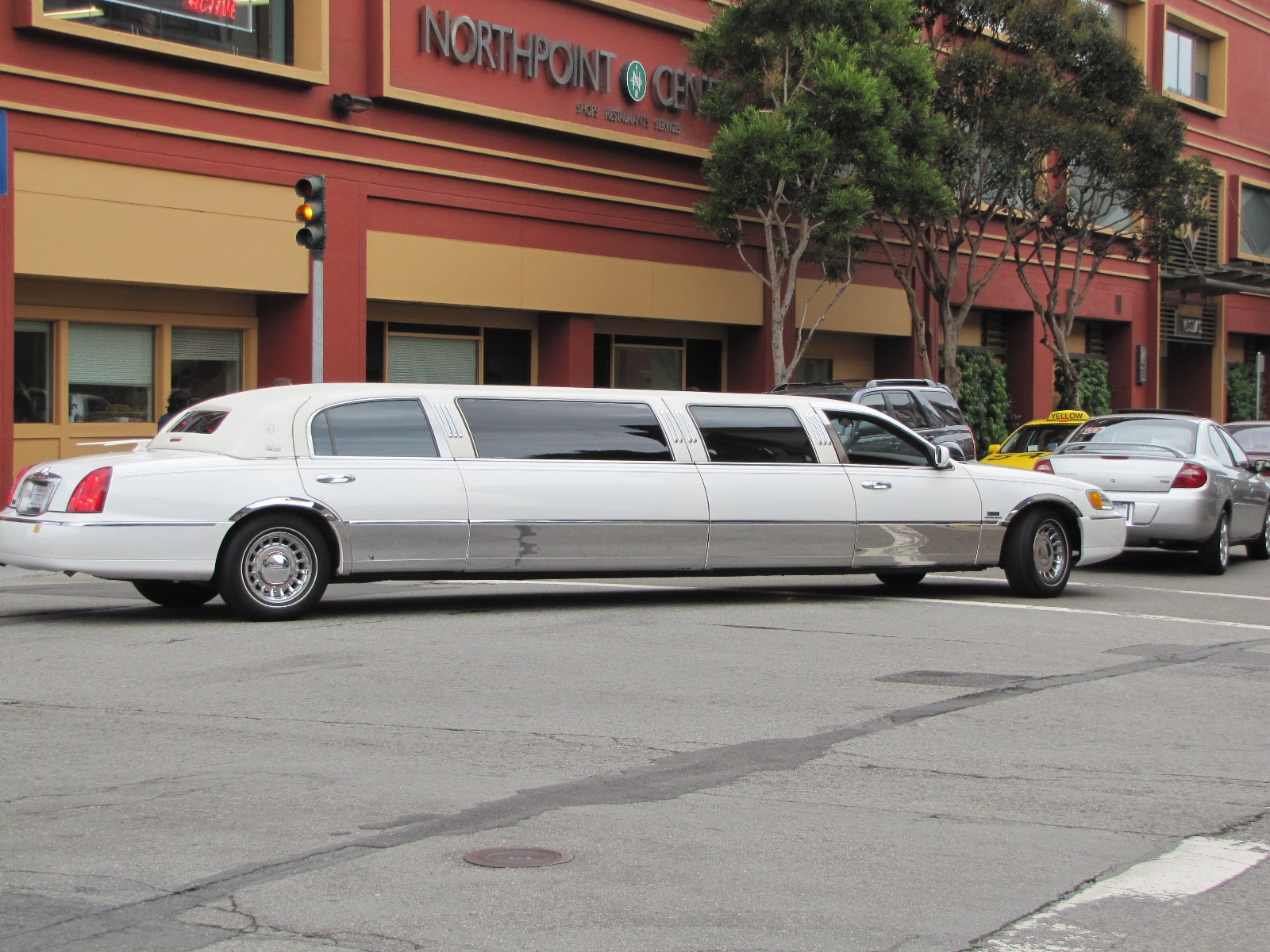 Limo à San Francisco
